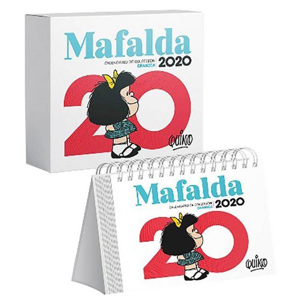 CALENDARIO DE COLECCION MAFALDA 2020