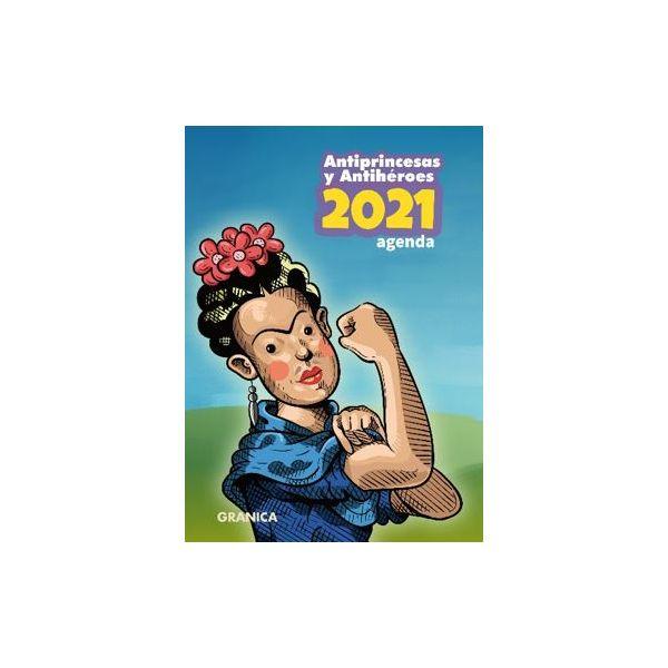 Antiprincesas 2021, Agenda Anillada