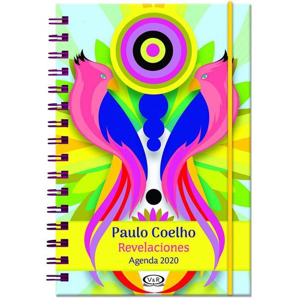 AGENDA PAULO COELHO 2020 - ANILLADA: REVELACIONES (PÁJAROS)