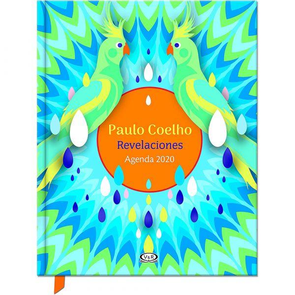 AGENDA PAULO COELHO 2020 - CARTONÉ: REVELACIONES (PÁJAROS)