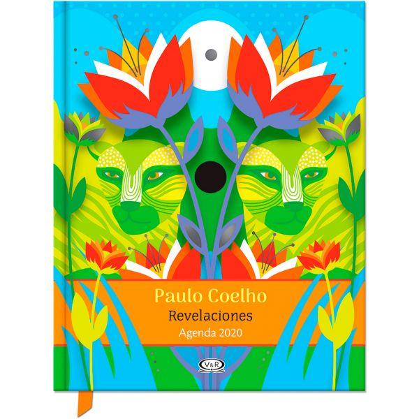 AGENDA PAULO COELHO 2020 - CARTONÉ: REVELACIONES (FELINOS)
