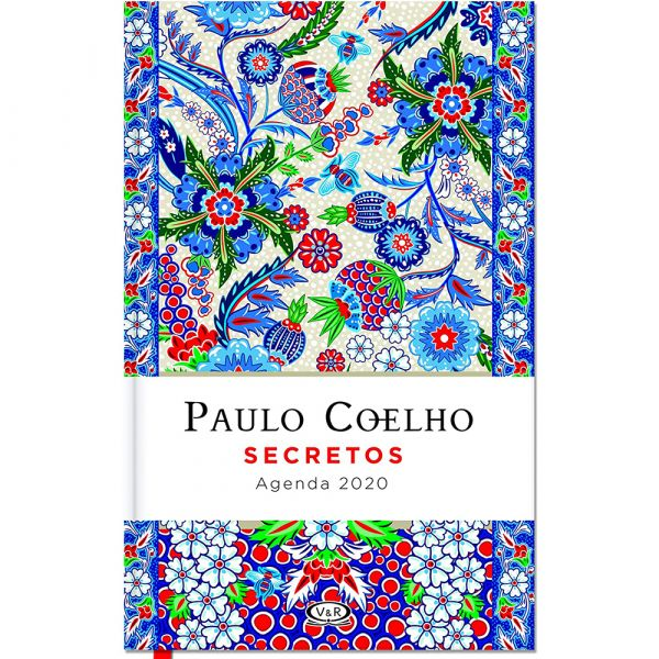 AGENDA PAULO COELHO 2020 - FLEXIBLE: SECRETOS