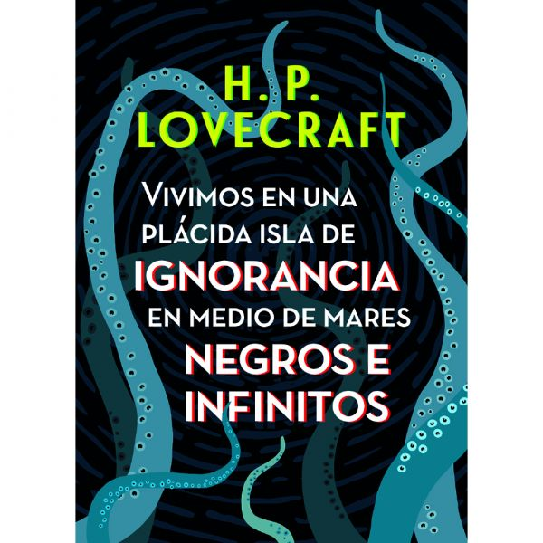 IMÁN LOVECRAFT