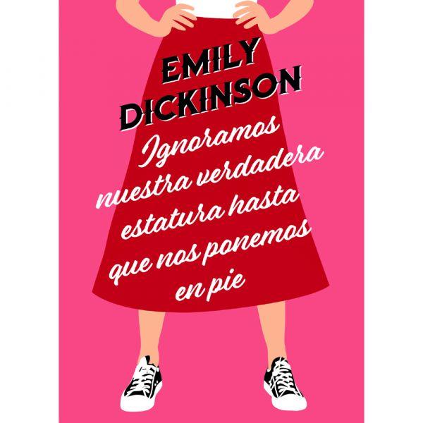 IMÁN EMILY DICKINSON