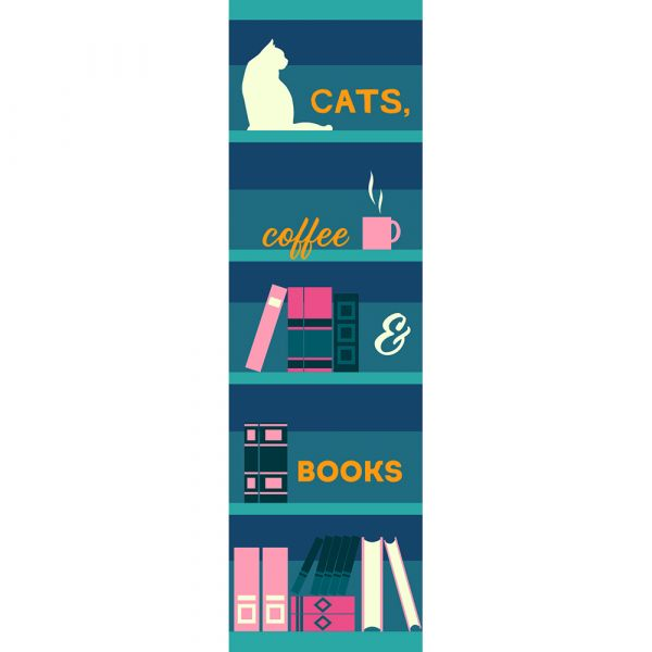 CATS, COFFEE & BOOKS