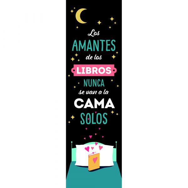 LOS AMANTES DE LOS LIBROS NUNCA