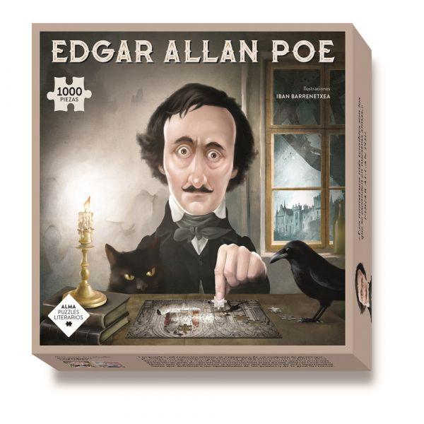 Puzzle Edgar Allan Poe
