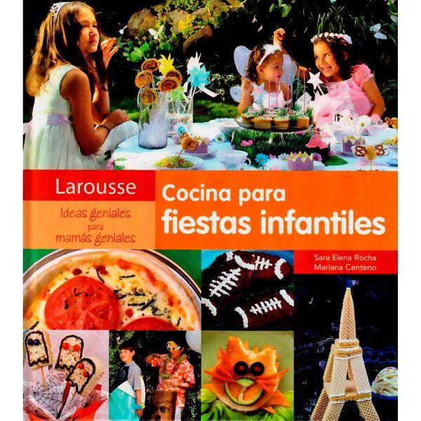 COCINA PARA FIESTAS INFANTILES