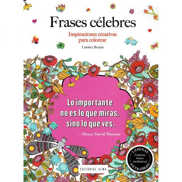 FRASES CÉLEBRES (INSPIRACIONES C.)
