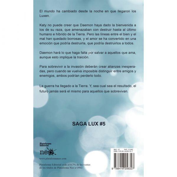 SAGA LUX 5 : OPPOSITION