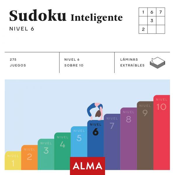 SUDOKU INTELIGENTE. NIVEL 6
