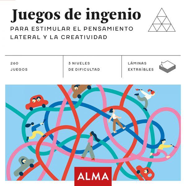 JUEGOS DE INGENIO PARA ESTIMULAR EL PENSAMIENTO LATERAL Y LA CREATIVIDAD