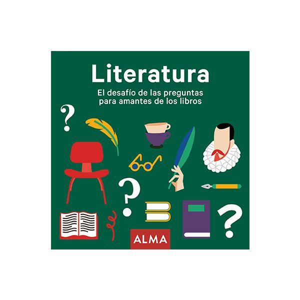 Literatura. Desafío de las preguntas para amantes de los libros