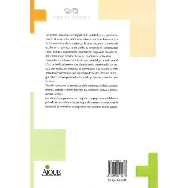 EL ABC DE LA TAREA DOCENTE CURRICULUM Y ENSEÑANZA