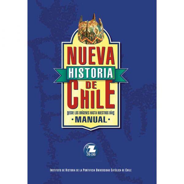 NUEVA HISTORIA DE CHILE U.C.