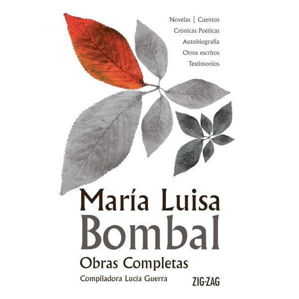 OBRAS COMPLETAS MARÍA LUISA BOMBAL