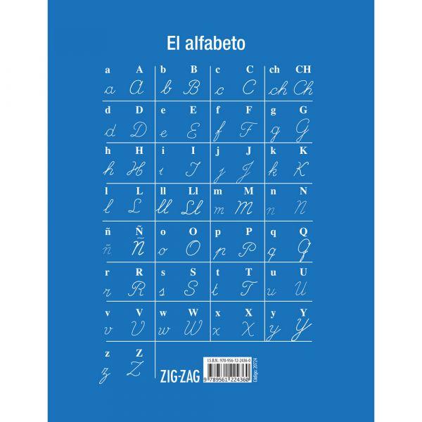CUADERNO DE EJERCICIOS SILABARIO HISPANOAMERICANO