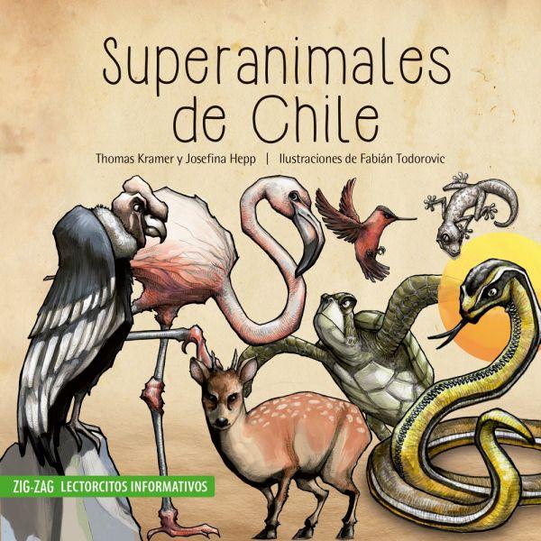 SUPERANIMALES DE CHILE