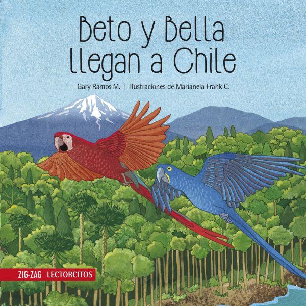 BETO Y BELLA LLEGAN A CHILE