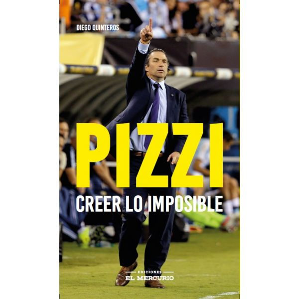 PIZZI. CREER LO IMPOSIBLE
