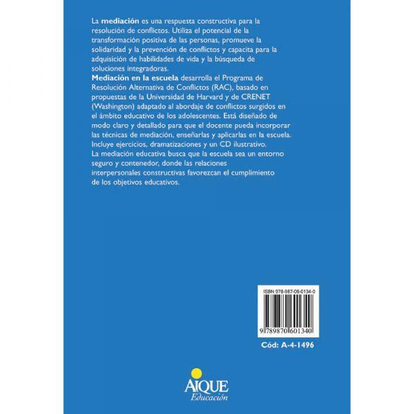MEDIACION EN LA ESCUELA C/CD