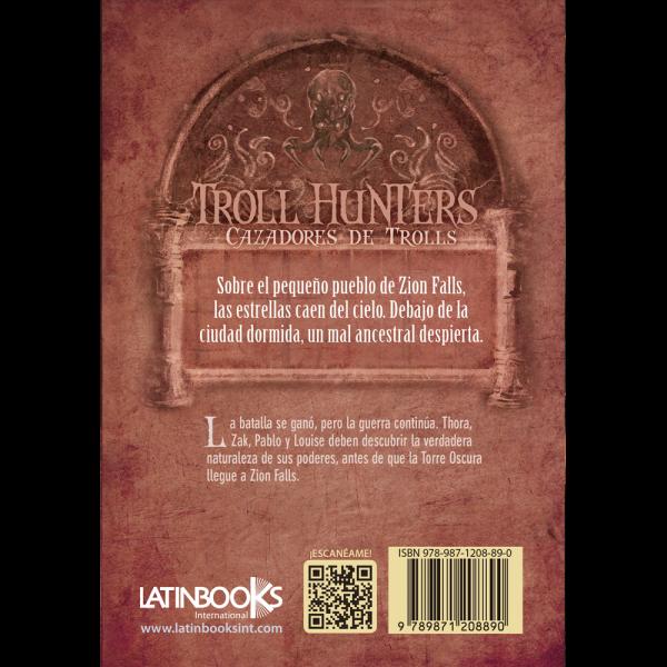 TROLL HUNTERS 2. EL ASCENSO DE LA TORRE OSCURA