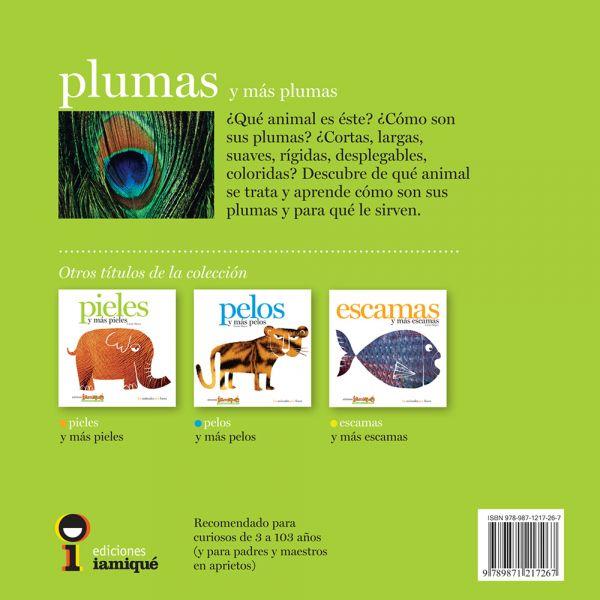 PLUMAS Y MÁS PLUMAS