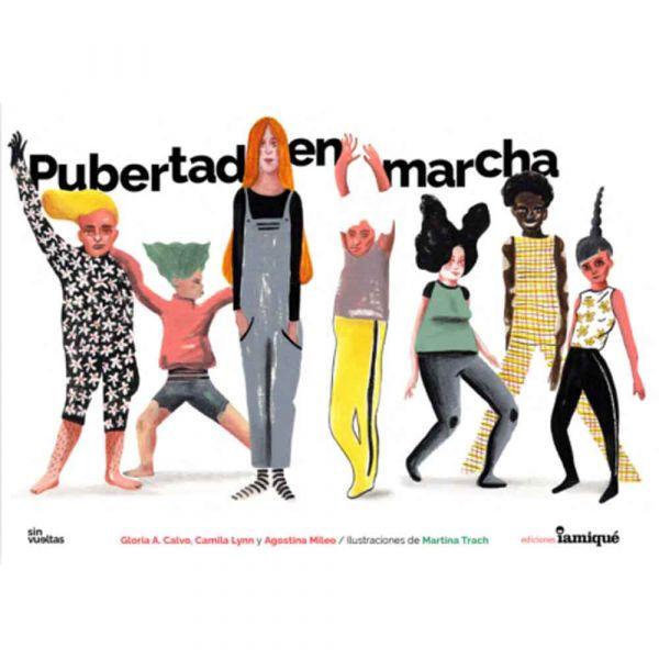 PUBERTAD EN MARCHA