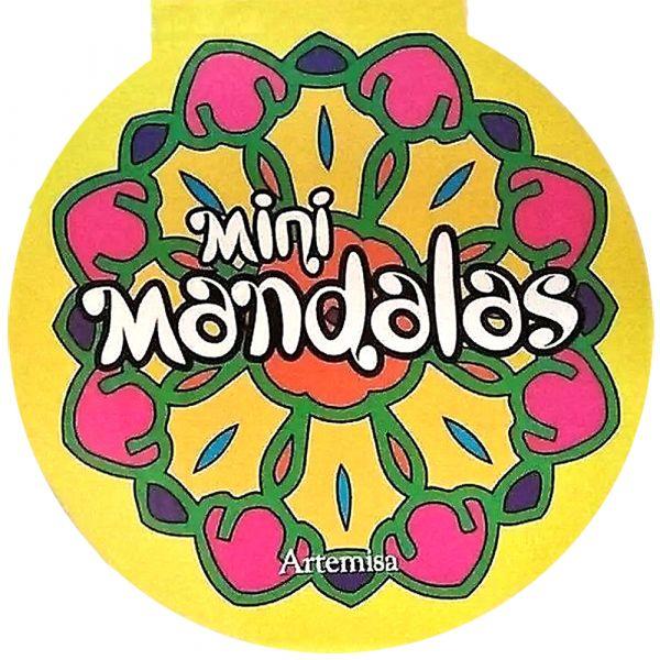 MINI MANDALAS- AMARILLO