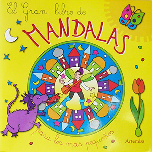 EL GRAN LIBRO DE LAS MANDALAS