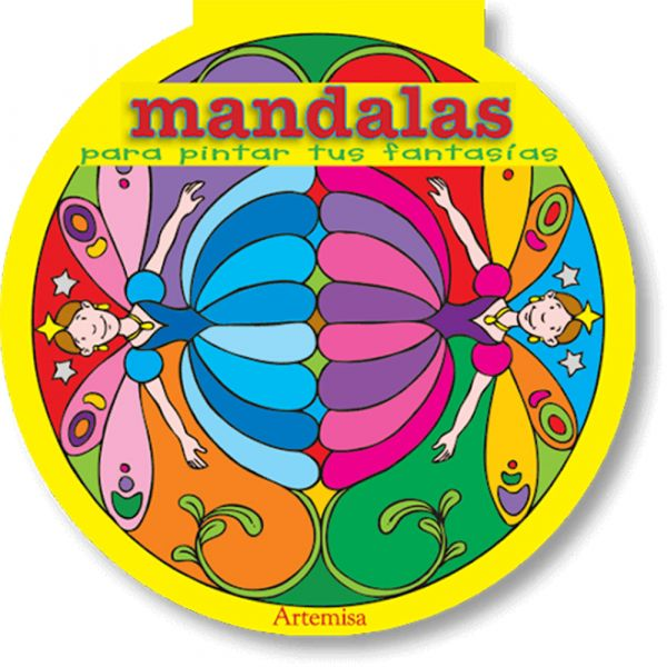 MANDALAS ESFERAS AMARILLO