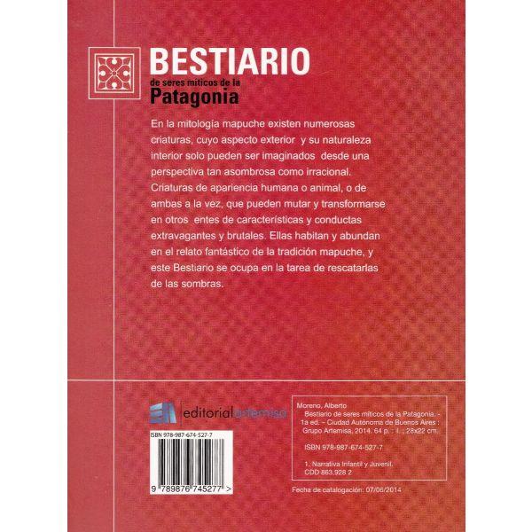 BESTIARIO DE SERES MÍTICOS DE LA PATAGONIA