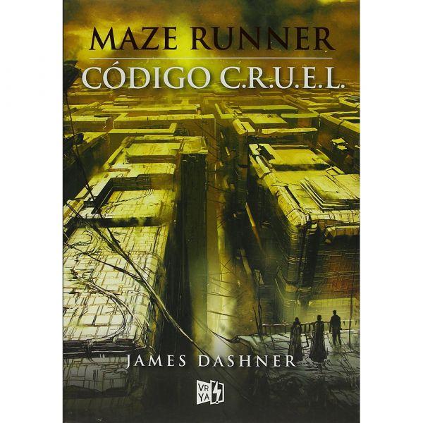 MAZE RUNNER - CODIGO C.R.U.E.L.