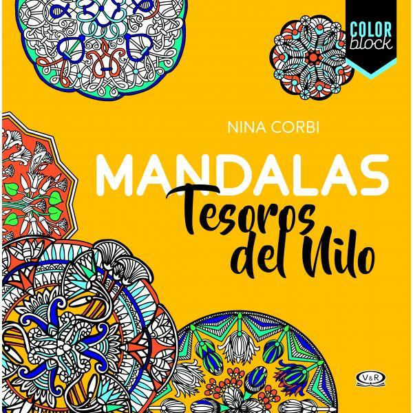 COLOR BLOCK - MÁNDALAS TESOROS DEL NILO