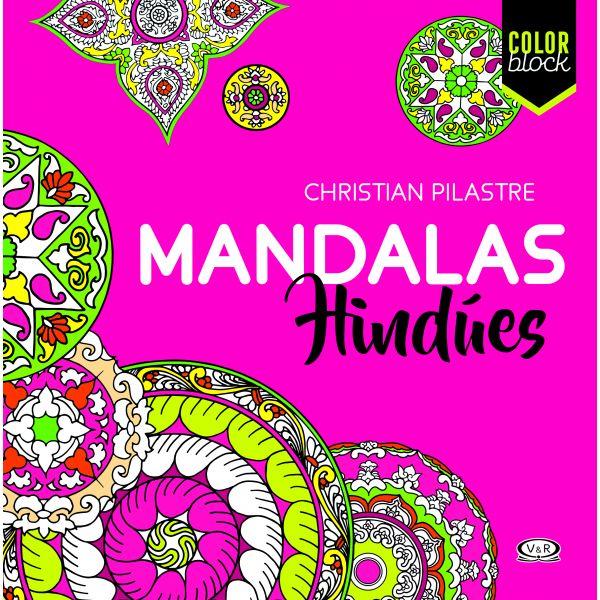 COLOR BLOCK - MÁNDALAS HINDÚES