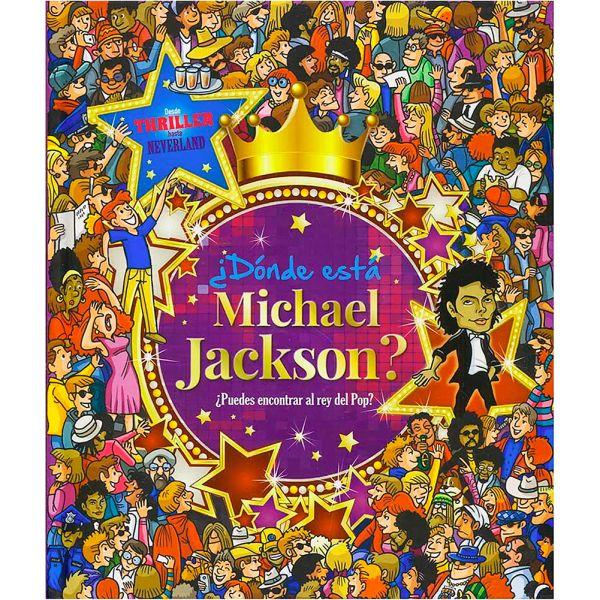 ¿DÓNDE ESTA MICHAEL JACKSON?