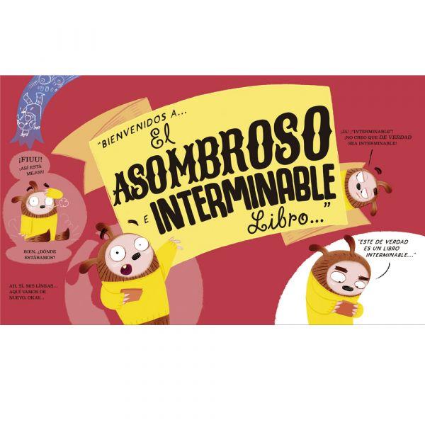 EL ASOMBROSO E INTERMINABLE LIBRO…