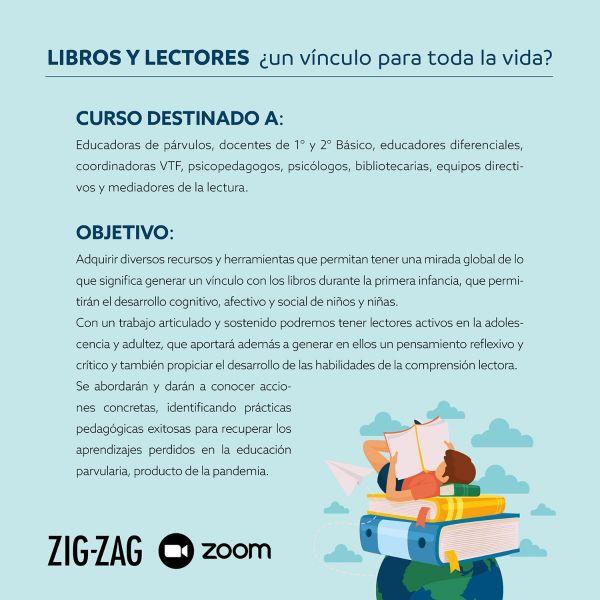 Libros y lectores ¿un vínculo para toda la vida?