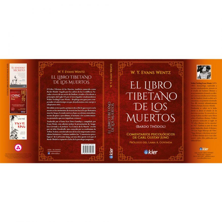 Editorial Zig Zag El Libro Tibetano De Los Muertos