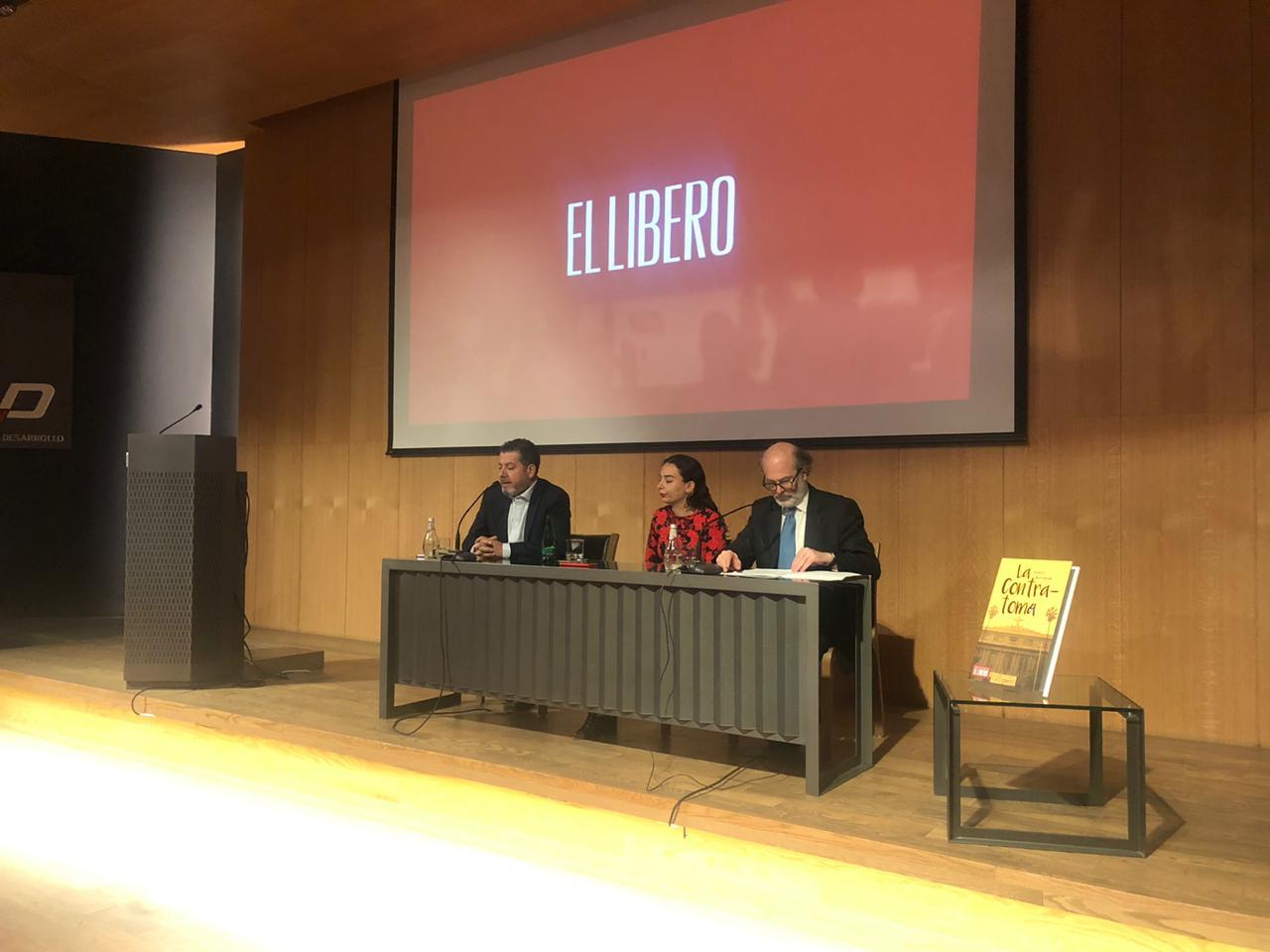 Damos la bienvenida a Ediciones El Líbero