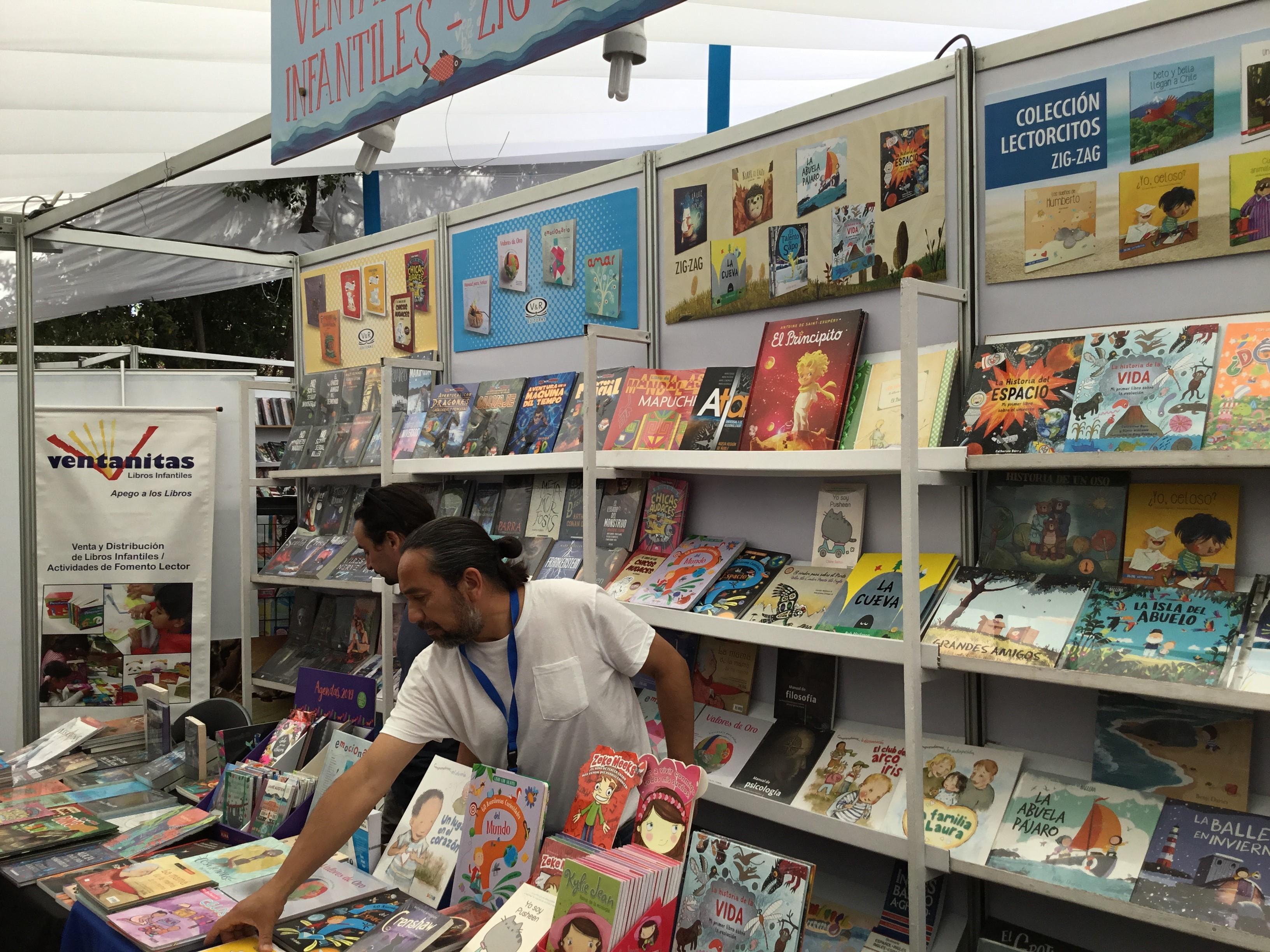 Leamos un cuento fue el preferido en la Feria del Libro de Viña del Mar