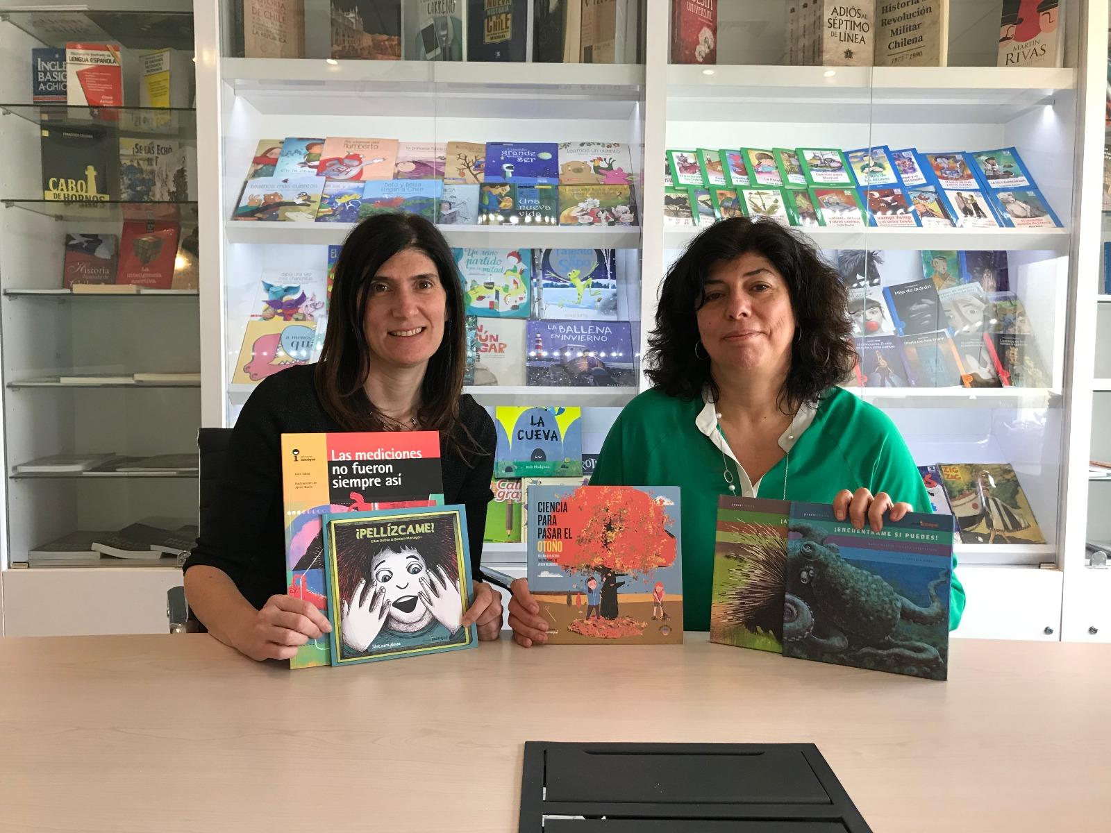 Entrevista Carla Baredes e Ileana Lotersztain, fundadoras de Ediciones Iamiqué