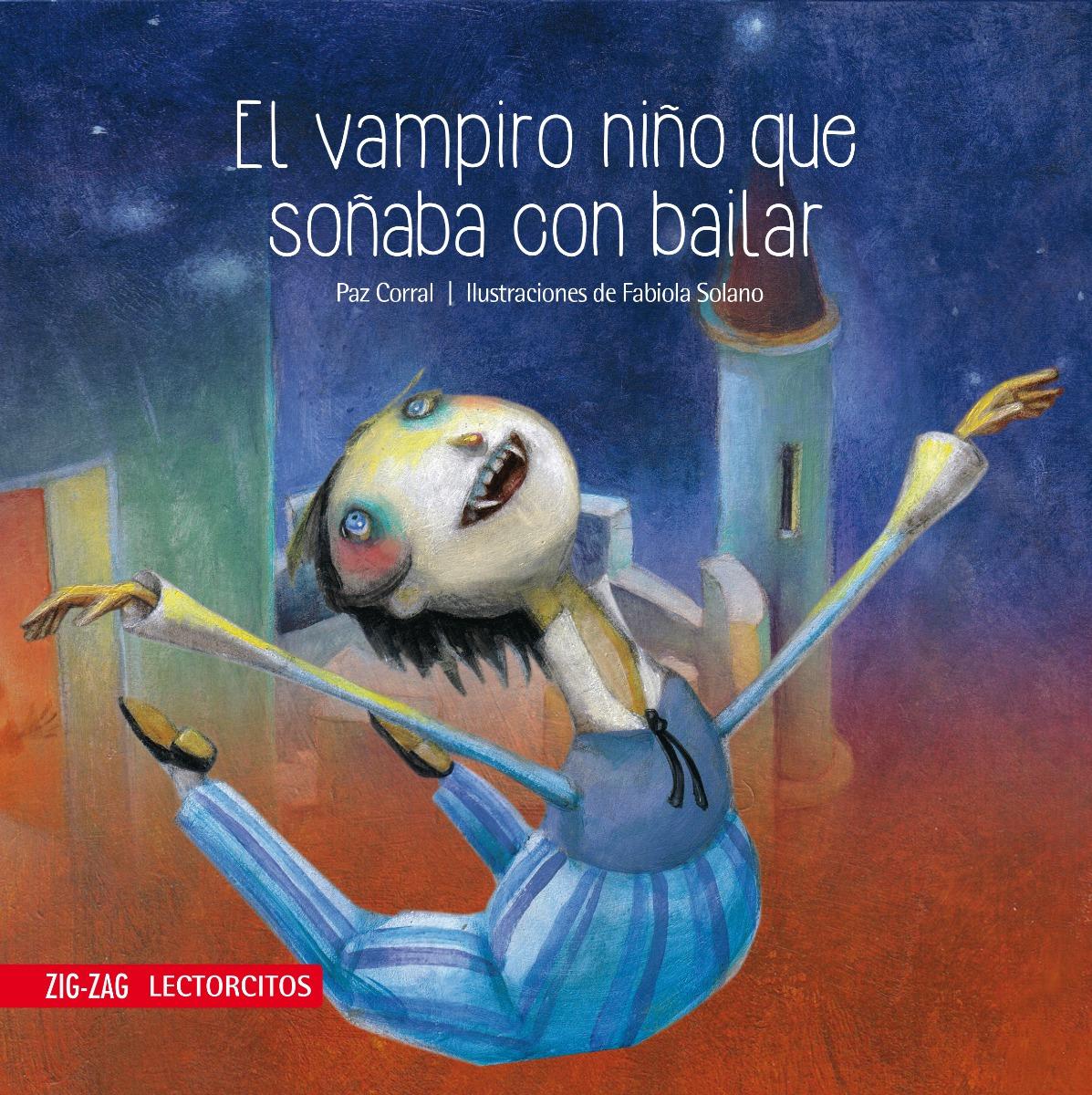 El vampiro niño que soñaba con bailar